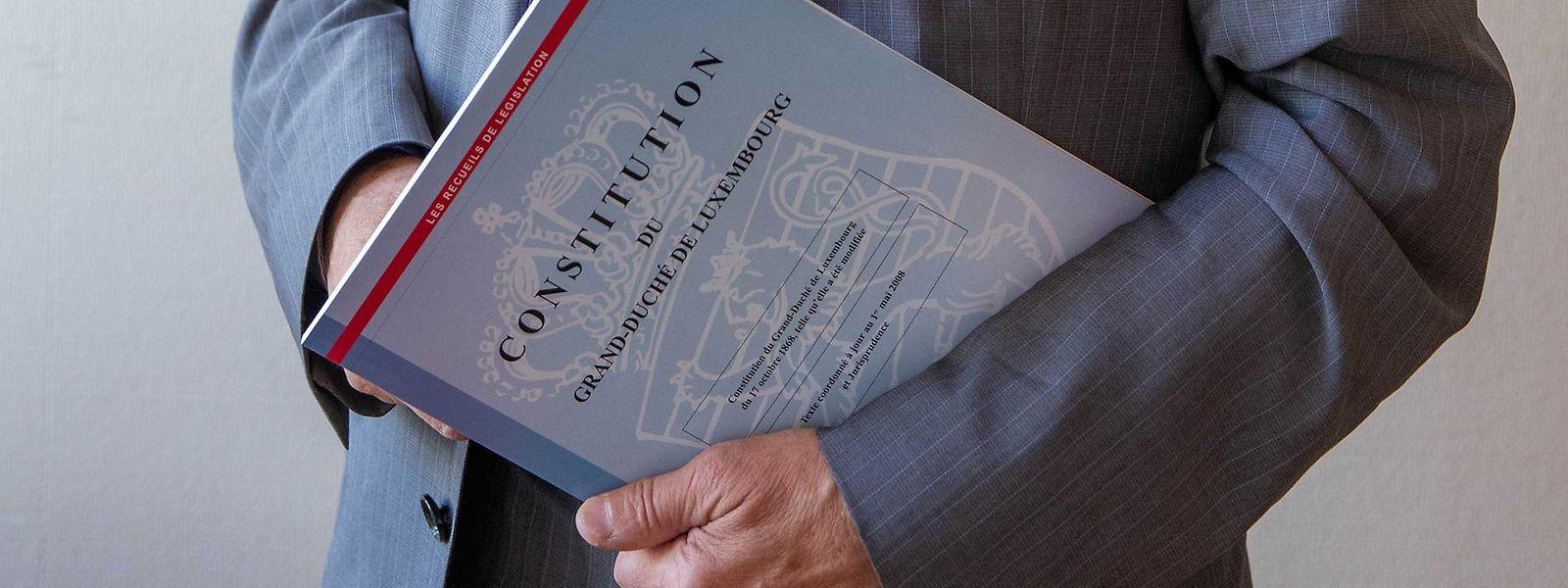 Die Verfassungsreform trägt über weite Strecken die Handschrift von Paul-Henri Meyers.