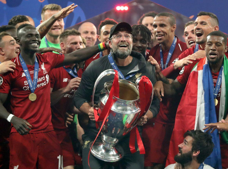 Jürgen Klopp et ses hommes ont lancé leur fabuleuse saison 2019-2020 en décrochant la Ligue des champions en mai 2019 à Madrid.