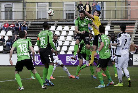 Football / BGL Ligue: Mondorf surprend la Jeunesse, Rosport et Strassen déroulent