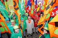 Un millier de manifestants sont attendus par les trois syndicats, ce soir au Parc Hotel Alvisse.