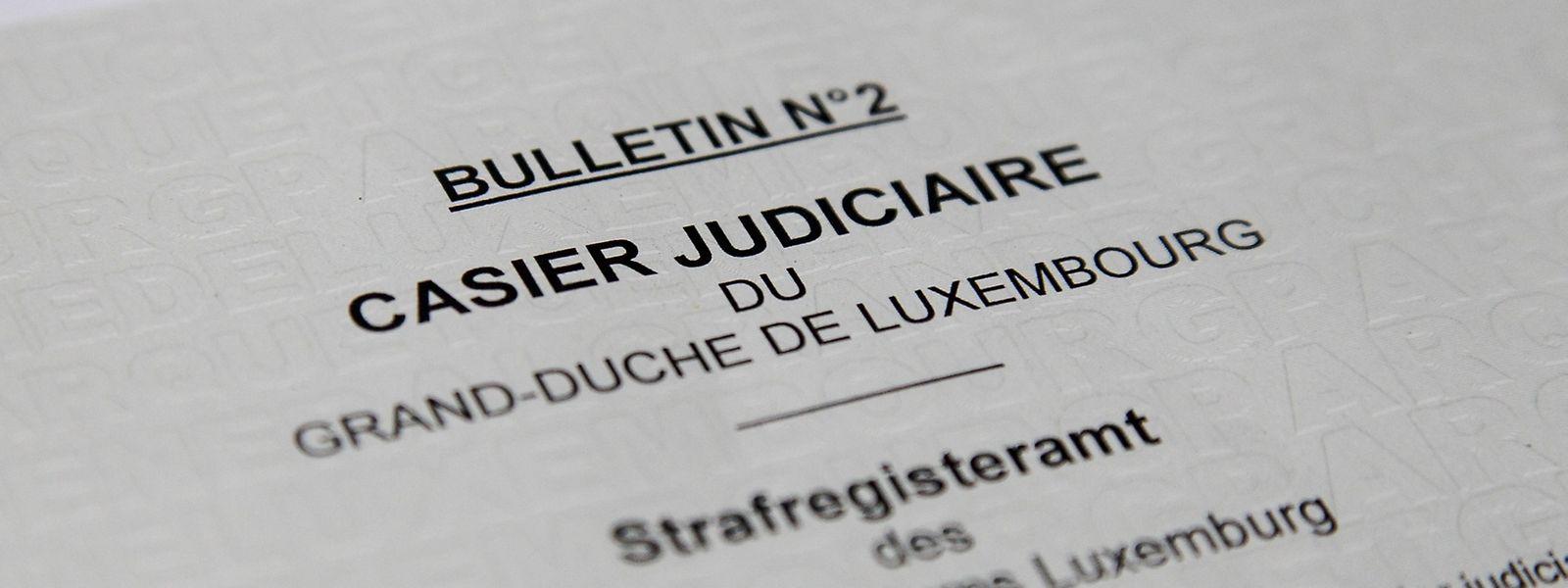 """Ein reines Gewissen: Wer sich nichts zuschulden kommen lässt, braucht sich auch weiterhin nicht um den """"Casier judiciaire"""" zu sorgen. Der Justizminister will dennoch auch die Resozialisierung von Straftätern nicht vernachlässigen."""