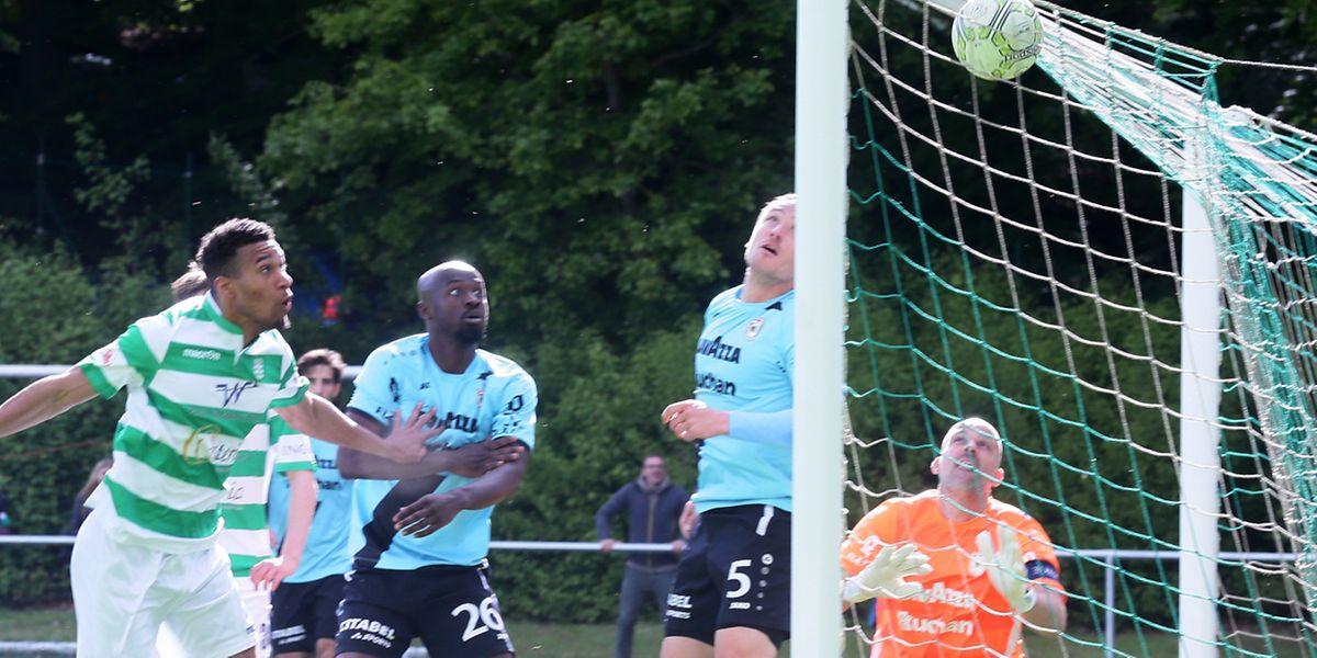 Trois buts encaissés à l'extérieur dont celui de Dango! Même pas peur! Le F91 de Prempeh, Schnell et Joubert a signé un quinzième titre.