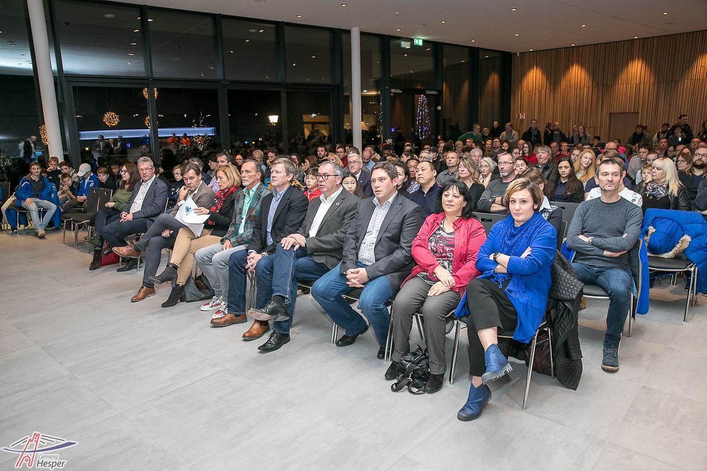 Sportleréirung 2018 / CELO / Commune de Hesperange