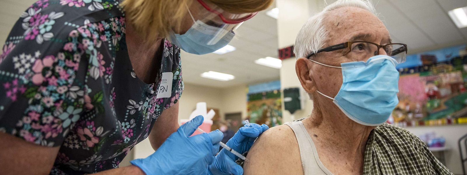 Les équipes mobiles déployées dans le pays ont déjà administré 17.386 doses anti-covid notamment en maisons de retraite.