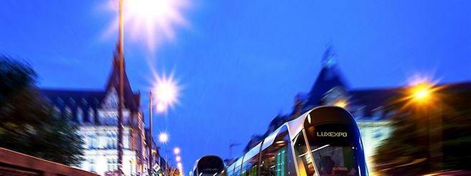 C'est en Moselle, à Hayange, que vont être coulés les 6 km de rails du premier tronçon du futur Tram de Luxembourg.