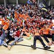 Sieger Clerf / Futsal Pokalfinale RFCU Lëtzebuerg - Amicale Clerf 17.04.2017/ Foto: Fabrizio Munisso