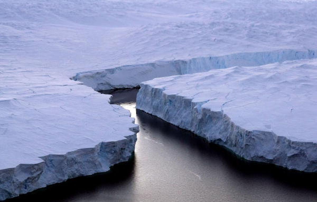 Ausgelöst wird der Anstieg durch das massive Abschmelzen von Eismassen.