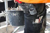 online.fr, Post, neues Gebaüde in rue du commerce, Gespräch mit Tom  Weier und Holger Beinig, Bauarbeiten Foto: Anouk Antony/Luxemburger Wort