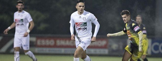 Aldin Skenderovic dispute sa deuxième saison sous le maillot de l'UTP et le jeune défenseur ne manque pas d'ambitions: «On peut accrocher la 4e place».