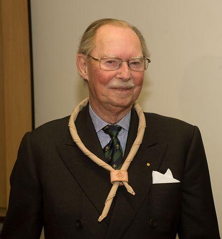 Guillaumes Großvater, Großherzog Jean, hatte den Posten 74 Jahre lang inne.
