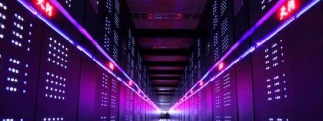 Le supercalculateur le plus gros au monde, le chinois Tihane 2
