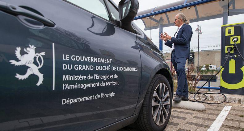 Politik, Unterwegs mit Claude Turmes, Foto: Lex Kleren/Luxemburger Wort