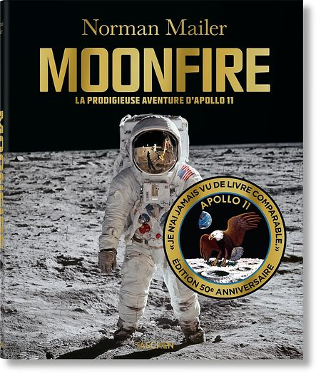 "Norman Mailer: ""Moonfire"", Taschen Verlag, 348 Seiten, 40 Euro."