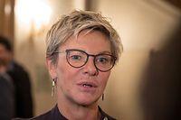 IPO , Chamber , depot Budget 2020  , Martine Hansen , CSV Foto: Guy Jallay/Luxemburger Wort
