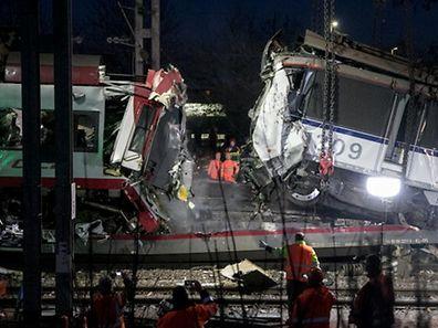 L'accident du 14 février a fait un mort