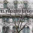 The Hotel Principe di Savoia, which belongs to luxury hotel operator Dorchester Collection, owned by the Brunei Investment Agency (BIA), is pictured on April 1, 2019 in Milan. - US actor George Clooney, and a growing list of politicians and celebrities including singer Elton John, have called for a boycott of nine Brunei-owned hotels over the sultanate's new death-penalty laws for gay sex and adultery. The nine hotels mentioned by Clooney are located in Britain, France, Italy and the United States, including Milan's Hotel Principe di Savoia. (Photo by Miguel MEDINA / AFP)