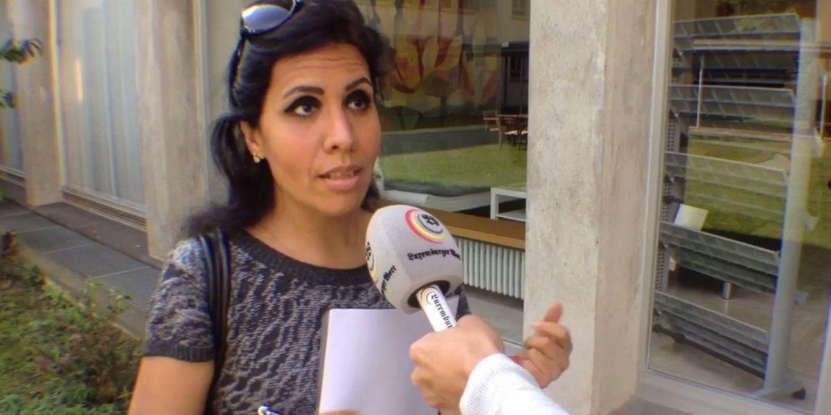 Die Irakische Mutter Lamias spricht noch kein Luxemburgisch. Ihr Sohn schon.