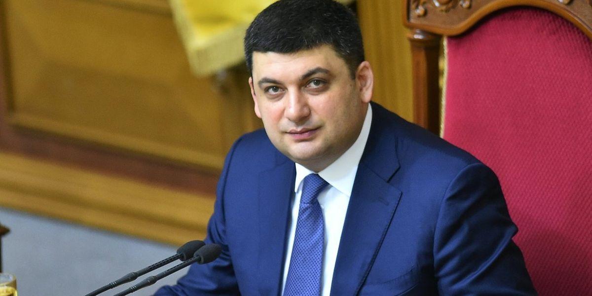 Wladimir Groisman will innerhalb eines Monats ein spezielles Anti-Krisen-Programm für die Ukraine vorlegen.