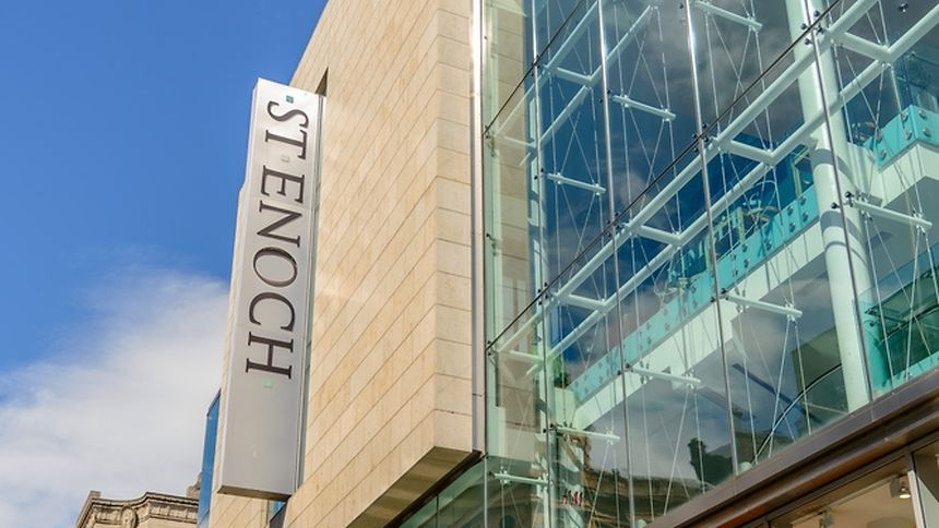 Leaked documents show that Blackstone used offshore companies to purchase and operate the St Enoch Shopping Centre in Glasgow.