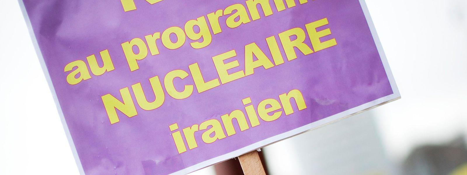 Das iranische Atomprogramm ist seit Jahren Gegenstand von Diskussionen.