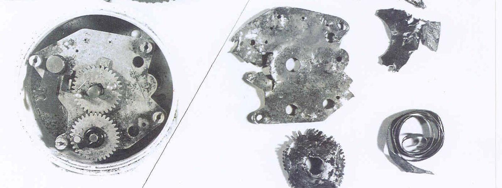 Während die Attentäter ihre Bomben zumeist pyrotechnisch zündeten, kamen bei den Explosionen an der Schueberfouer und in den Kasematten Eierwecker der Marke Staiger zum Einsatz. Deren wurden in Luxemburg nur 56 in einem Elektrohandel in der Rue Philippe II verkauft. Fünf davon in der Vorweihnachtszeit 1984, an einen Mann, der die Kurzzeitmesser einzeln in Geschenkpapier einwickeln ließ.