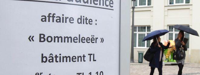 Der Bommeleeër-Prozess geht am Montagnachmittag in seine 124. Runde, spich Sitzung.