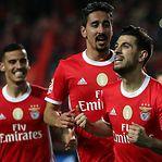 Covid-19: Plantel do Benfica voltou a treinar no relvado do Estádio da Luz