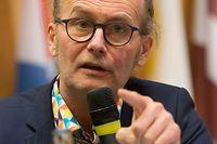 Journée économique,,Claude Turmes, . Foto:Gerry Huberty