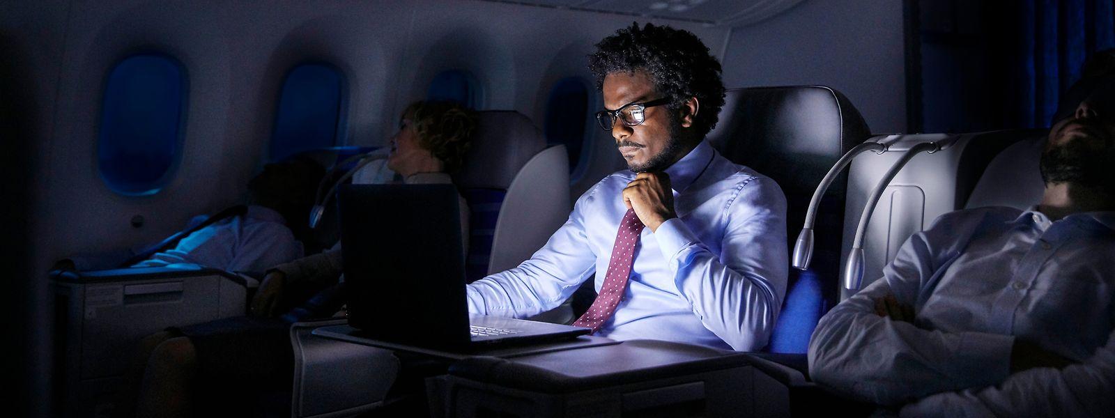 De plus en plus de passagers veulent être connectés pendant leur vol et avec une connexion de qualité pour laquelle ils sont prêts à payer