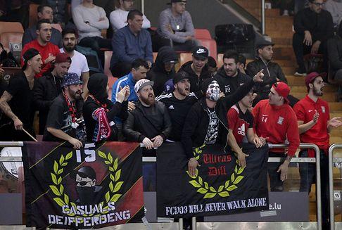 Nach Futsal-Randale: 2 000 Euro Strafe für Differdingen