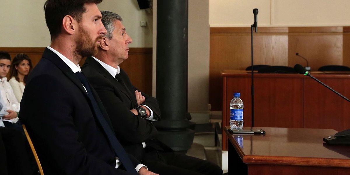 Lionel Messi n'ira pas en prison: sa peine de 21 mois pour fraude fiscale a été commuée en une amende de 252.000 euros