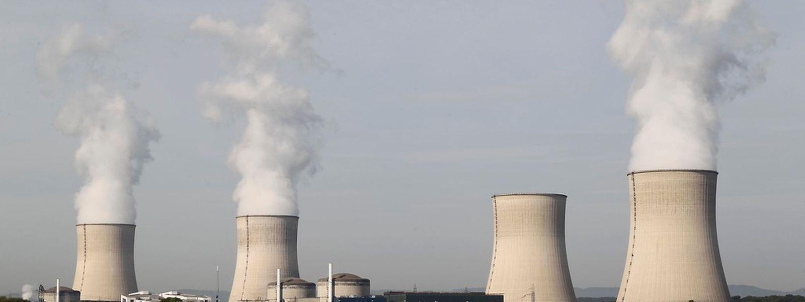 Auch das Atomkraftwerk in Cattenom wurde mehrmals von Drohnen überflogen.