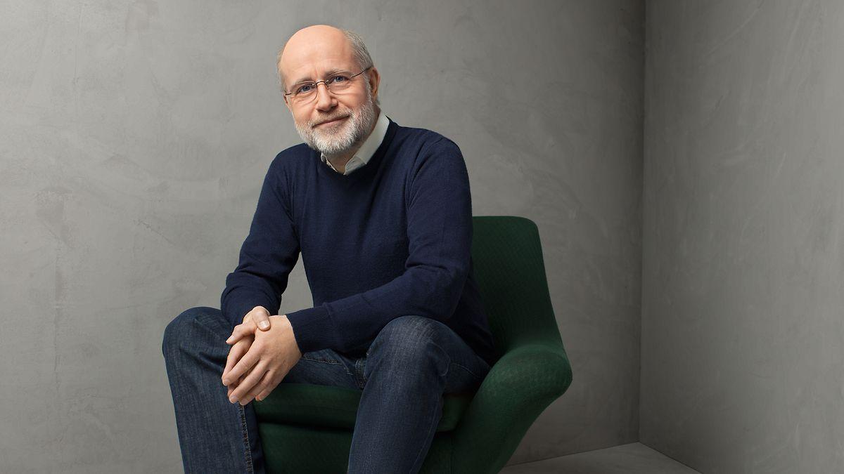 Harald Lesch bleibt trotz TV-Karriere gerne Dozent.