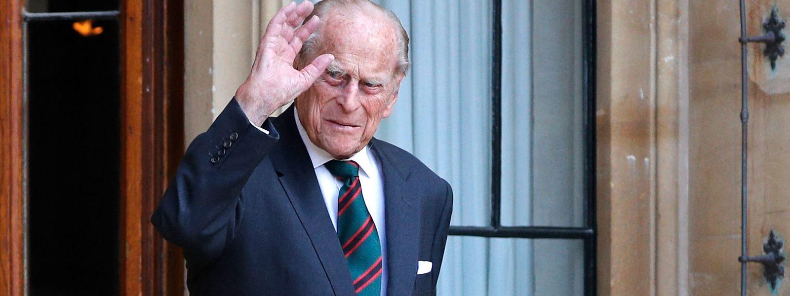 Prinz Philip ist 99 Jahre alt. Dieses Archivfoto stammt aus dem Jahr 2020.