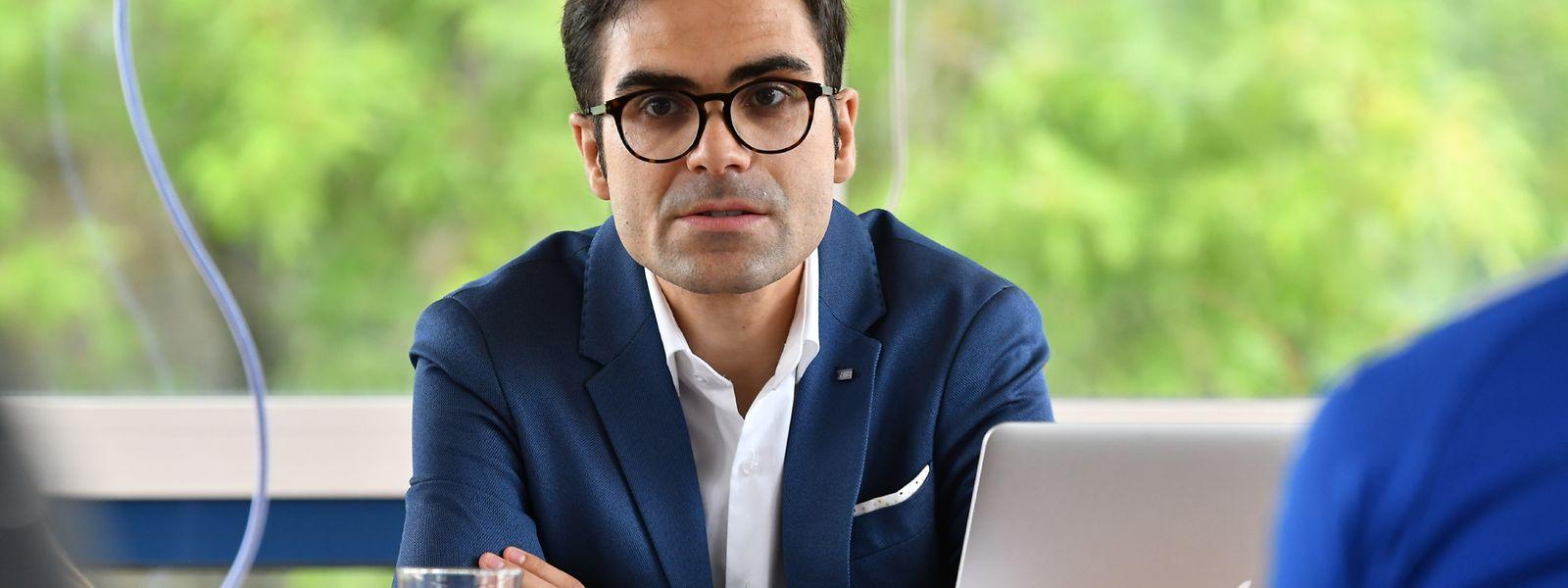 Tiago Fernandes deixou as funções de diretor desportivo da equipa da capital.