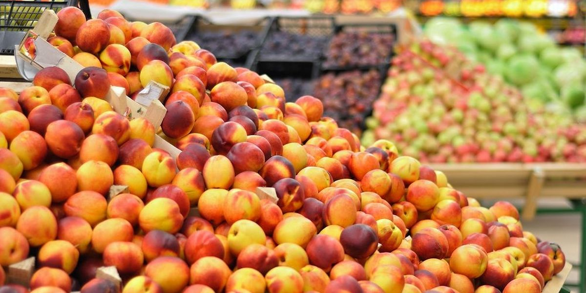 72,6% des échantillons de fruits analysés portaient des traces de pesticides.
