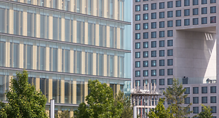Cloche d'Or business district in Luxembourg where EQ-IQ has offices
