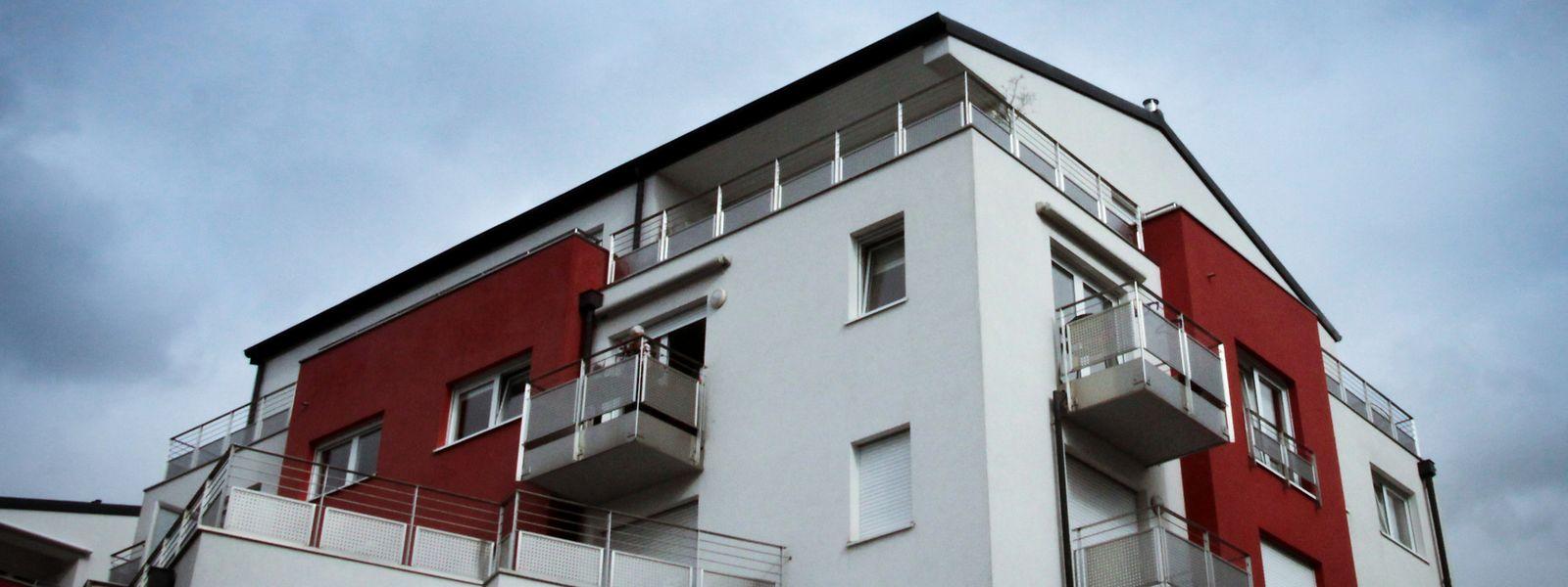 Der mutmaßliche Doppelmord geschah am 25. September 2016 auf dem Balkon eines Penthouse in Bereldingen.