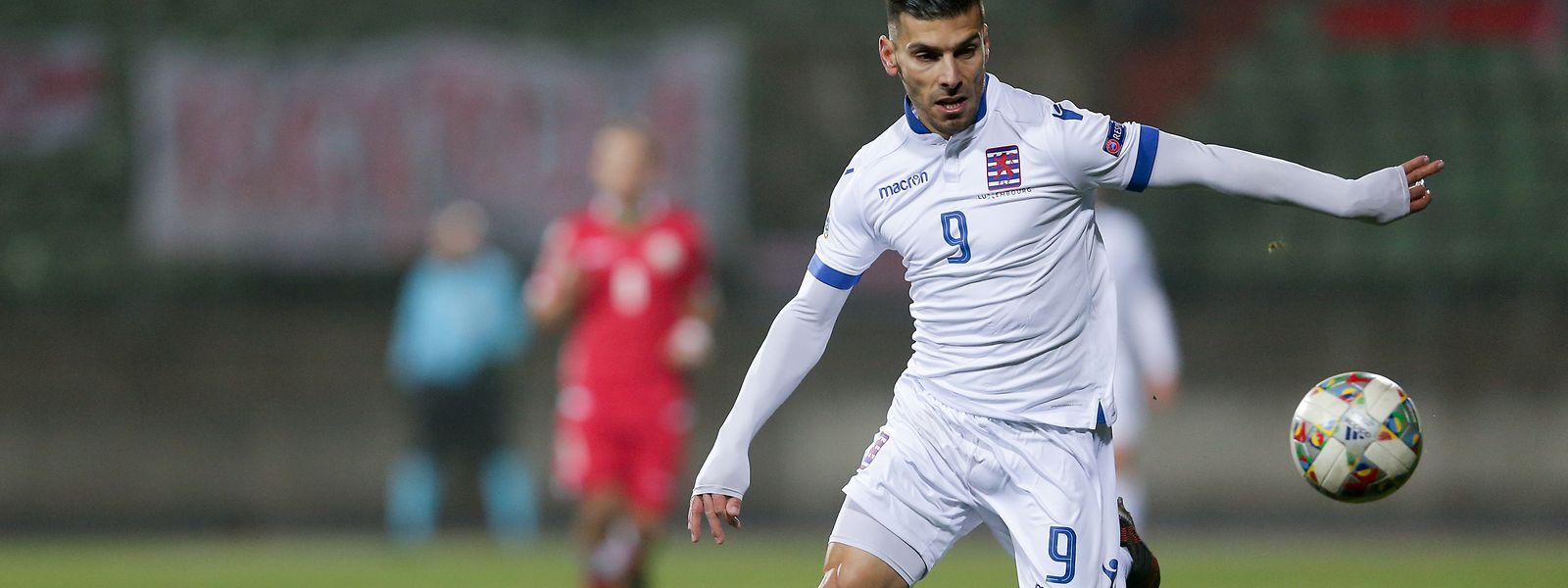 Daniel da Mota está de regresso aos convocados da seleção luxemburguesa de futebol.