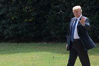 Der US-Präsident hatte im Mai verkündet, dass sich die USA aus dem Atomabkommen mit dem Iran zurückziehen und Sanktionen gegen iranische Finanzinstitute sowie den Energiesektor bis November wieder voll in Kraft setzen.