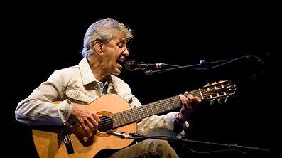 Caetano Veloso vai voltar à atuar na Philharmonie, depois do concerto de 2008