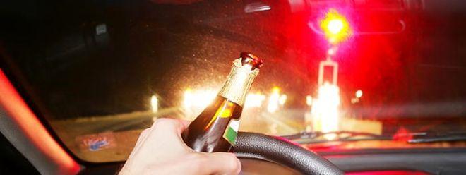 In der Nacht zum Freitag hat die Polizei mehrere stark alkoholisierte Fahrer erwischt.