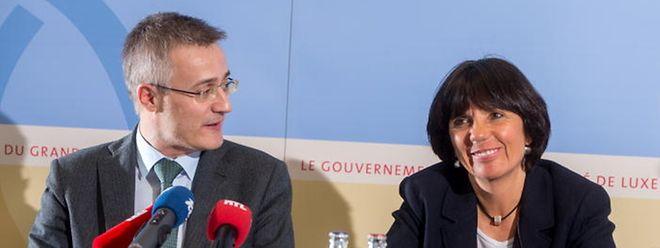 Martine Solovieff ist die erste Frau im Amt des Generalstaatsanwalts.
