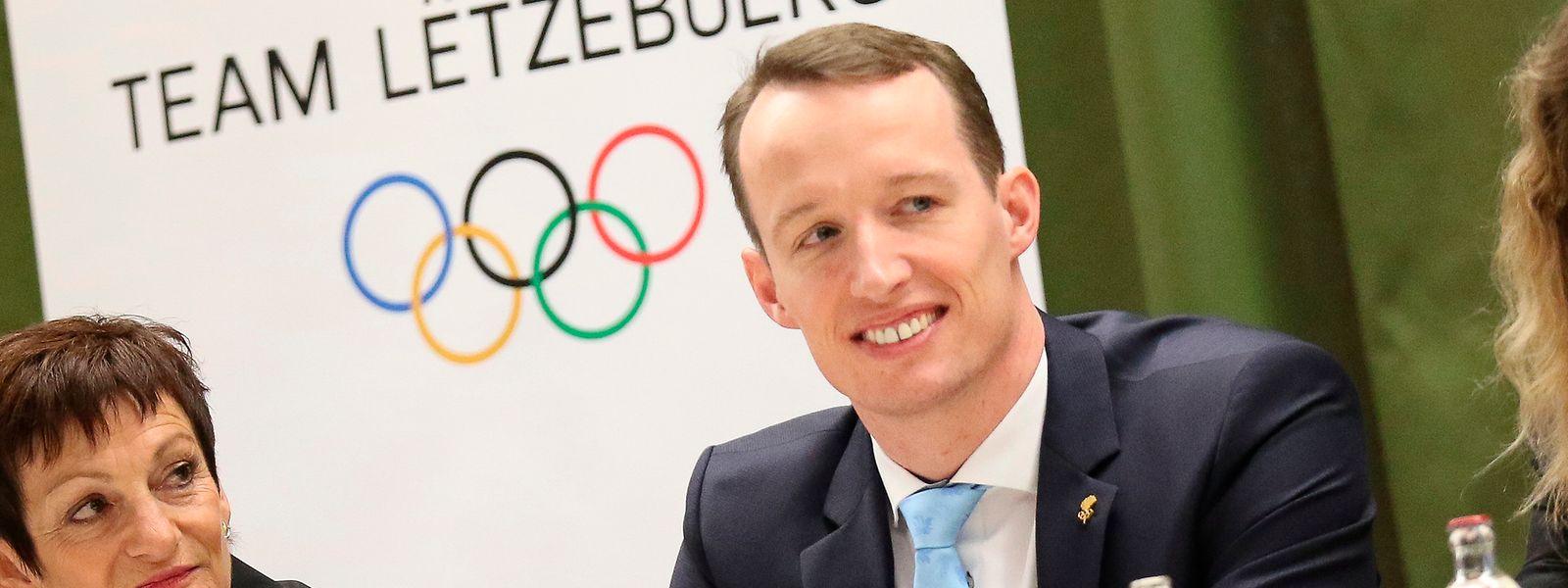"""Alwin de Prins: """"Es wird eine Herausforderung, dass die Sportler immer rechtzeitig bei ihren Wettkämpfen sind."""""""