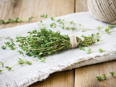 Thyme is a good ally in cases of mental fatigue, stress and insomnia.