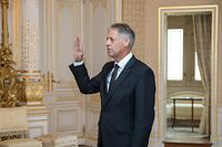 Henri Kox (Déi Gréng) a prêté serment ce matin. Le voilà officiellement ministre du Logement.