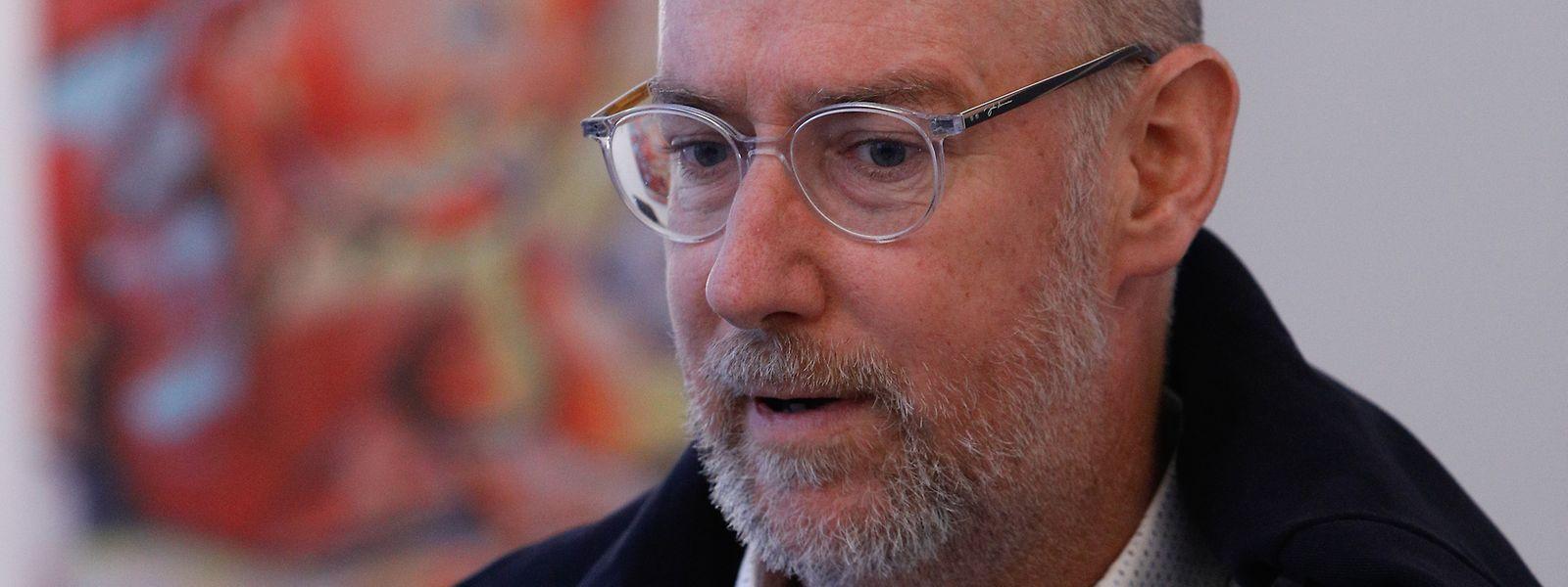 """Pour le député Gilles Baum, il faut notamment former aux """"premiers secours psychologiques""""."""