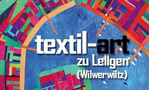 TEXTIL ART , Lelligen (Wilwerwiltz)