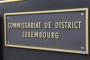 7.7. Belair / Commissariat de District / Luxembourg / Distriktkommissariat Luxemburg Foto:Guy Jallay