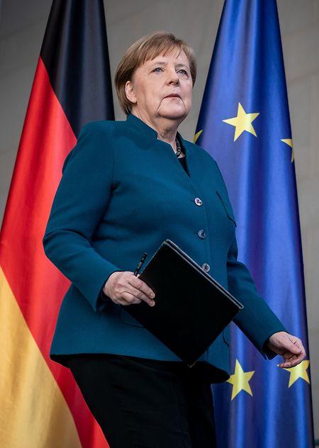Angela Merkel hat ihr Talent als Krisenmanagerin schon etliche Male unter Beweis gestellt.